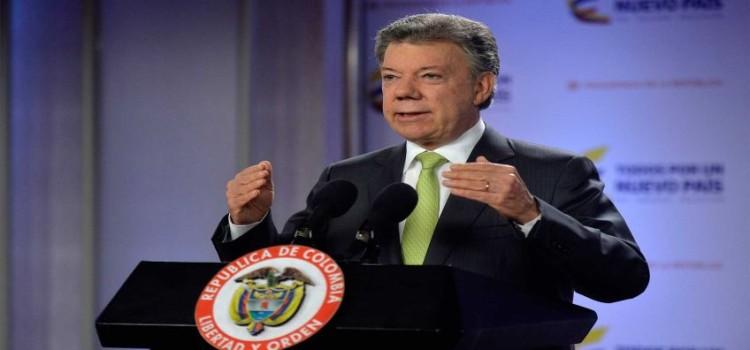 El Presidente Juan Manuel  Santos afirmó este lunes que los nuevos ministros integrarán un gabinete para la paz, el posconflicto, la consolidación de la economía y la disminución de la pobreza.