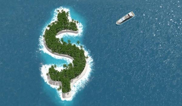 Paraísos fiscales en El Caribe