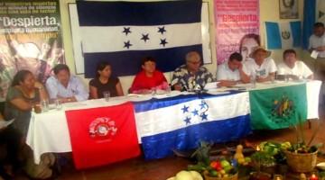 Honduras reunin Mayo