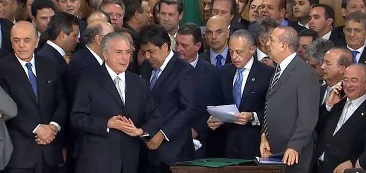 Temer presidente