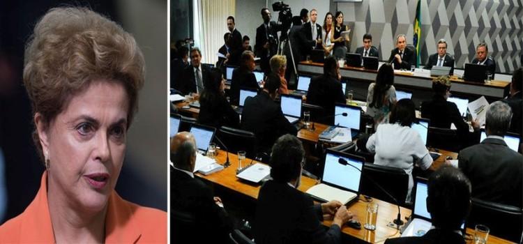 dilma destitucion senado
