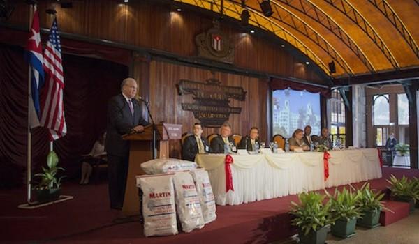 Jeremiah W. (Jay) Nixon, Gobernador del estado de Missouri (Estados Unidos). Foto: Ismael Francisco/Cubadebate.