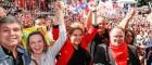 Brasil: comienza semana clave para el proceso de impeachment tras multitudinario acto de sindicatos y movimientos en respaldo a Dilma