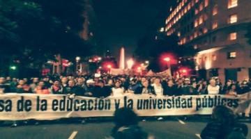 marcha arg docentes