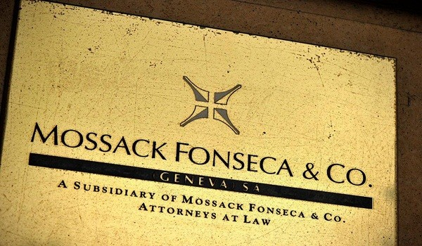 GENEVA, SWITZERLAND - APRIL 05:  A detail of the Mossack Fonseca Geneva office plate on April 5, 2016 in Geneva, Switzerland. 11.5m files anonymously leaked from the database of the world's fourth biggest offshore law firm, Mossack Fonseca, referred to as the 'Panama Papers,' indicates possible secret offshore dealings from world leaders and celebrities.  (Photo by Pxl8/Getty Images)