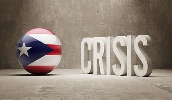 Puerto Rico High Resolution Crisis Concept