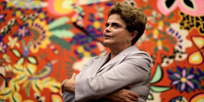 Dilma fondo naranja