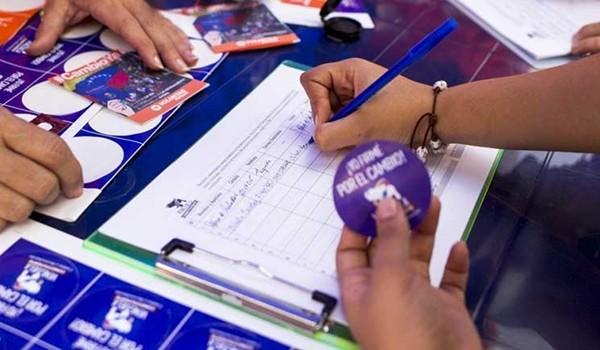 Firmas-referendo