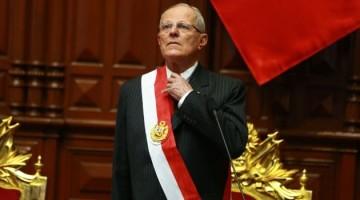 Pedro Pablo Kuczynski ASUME PRESIDENCIA EN EL CONGRESO  DE LA REPUBLICA