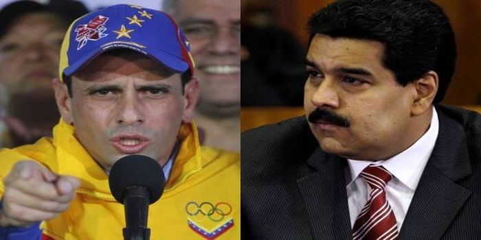 Maduro-Capriles