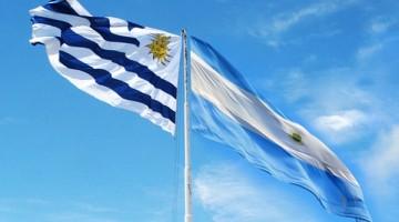 Banderas-Uruguay-Argentina