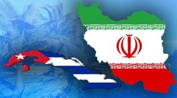 Iran-Cuba-banderas-mapas