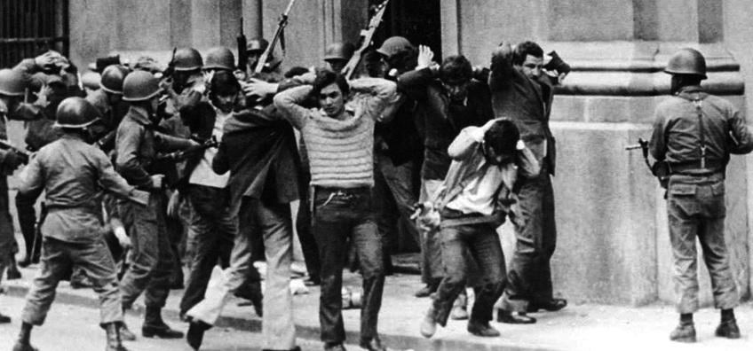 Chile Conmemora Los 43 Anos Del Golpe De Pinochet Contra Salvador Allende Nodal