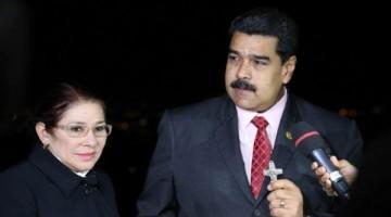 Maduro-desde-Roma