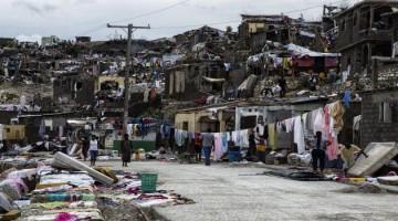 haiti pobreza tras huracan
