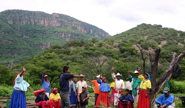 mx-Mexico's CONAFOR engaged in dialogue with group of Indigenous People-courtesy CONAFOR-800x533