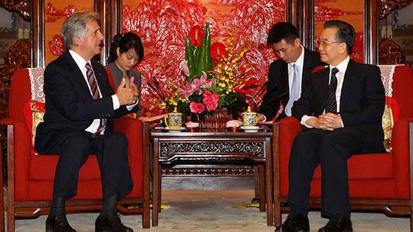 CHINA-URUGUAY-DIPLOMACY