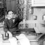 A los 14 años, en Santiago de Cuba