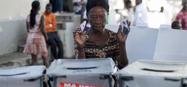 Haití-mantiene-elecciones-para-el-domingo-pese-huracán-Matthew