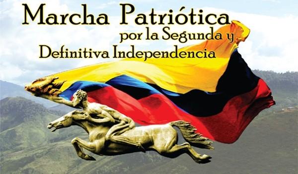 Marcha-patriotica