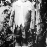 Su infancia, en Birán