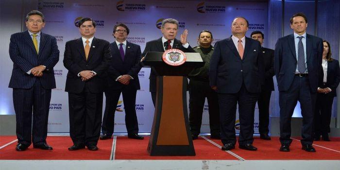 El Presidente Santos, tras una reunión de la Comisión de Alto Nivel de Derechos Humanos, ordenó intensificar de manera urgente, todas las medidas para proteger a los líderes sociales.