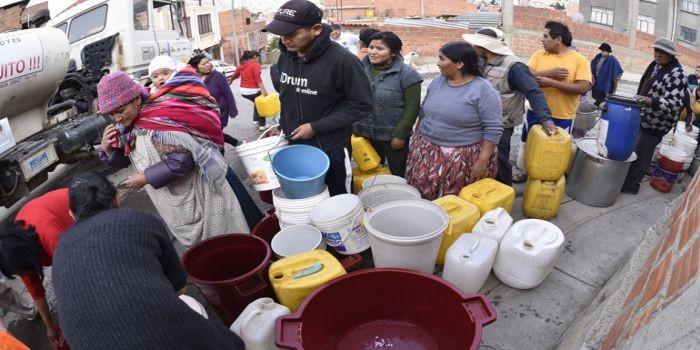 sequia bolivia