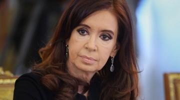 FET65 SAN PETESBURGO (RUSIA) 06/09/2013.- La presidenta argentina, Cristina Fernández Kirchner, asiste al segundo día de la cumbre del G20 que acoge la ciudad de San Petersburgo (Rusia), hoy, viernes 6 de septiembre de 2013. EFE/Grigoriy Sisoev/Host Photo Agency