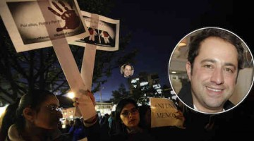 Yuliana Andrea Samboni Indignacion  asesinato  violacion de niña de siete años en Bogota lunes 5 de diciembre 2016 FOTO-ALVARO TAVERA/SEMANA