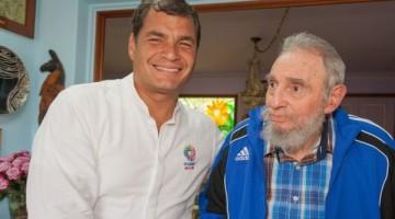 Rafael-Correa-y-Fidel-Castro.-Cubadebate