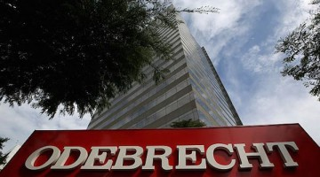 The headquarters of Odebrecht SA is pictured in Sao Paulo, Brazil, March 22, 2016. To match Exclusive BRAZIL-CORRUPTION/ODEBRECHT       REUTERS/Paulo Whitaker/File photo