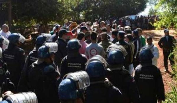 Congreso convoca al ministro del interior por represi n a for Nombre del ministro de interior y policia