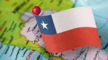 chile-mapa-bandera