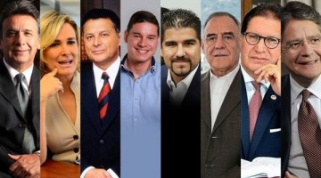 candidatos ecuador