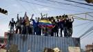 El pueblo venezolano se moviliza en apoyo a víctimas de la