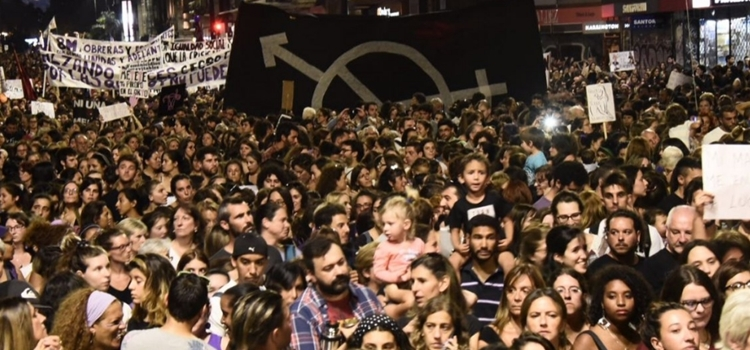 Uruguay dia internacional de la mujer nodal jg