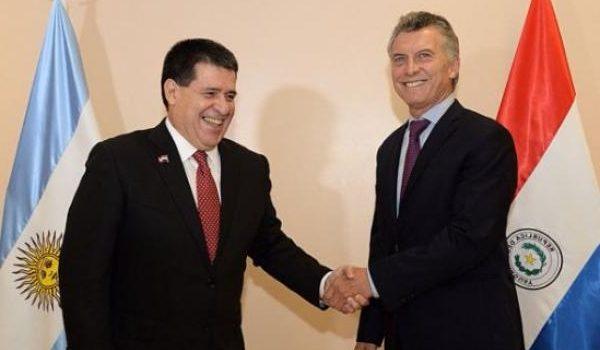 Reunión bilateral: Cartes y Macri profundizan acuerdos de cooperación en varios campos