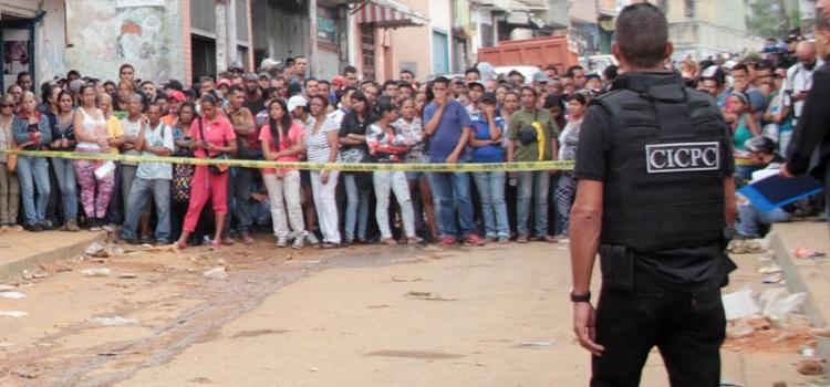 Se profundizan los enfrentamientos en Venezuela
