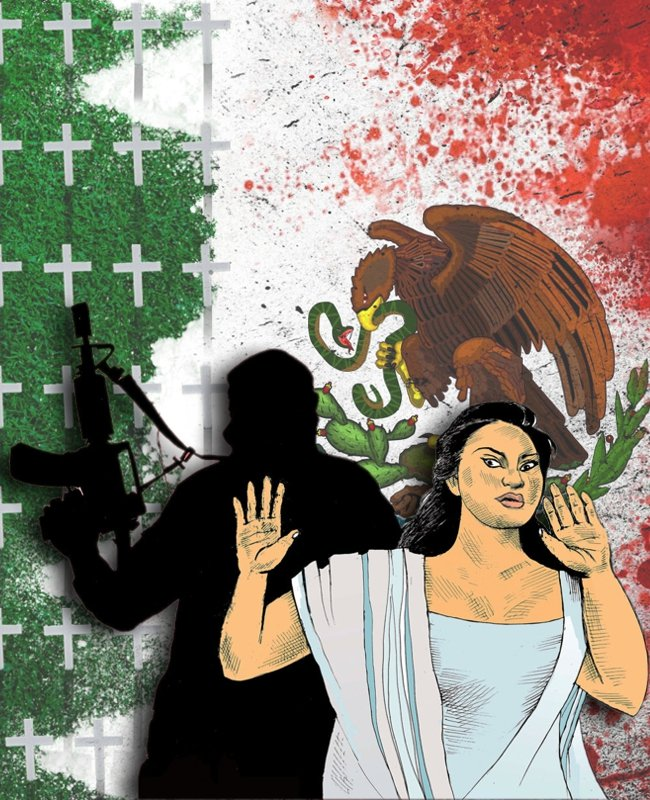 El Narcoestado mexicano: drogas a granel, crimen organizado, autoridades  cómplices - NODAL