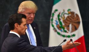 Peña Nieto Trump Mexico