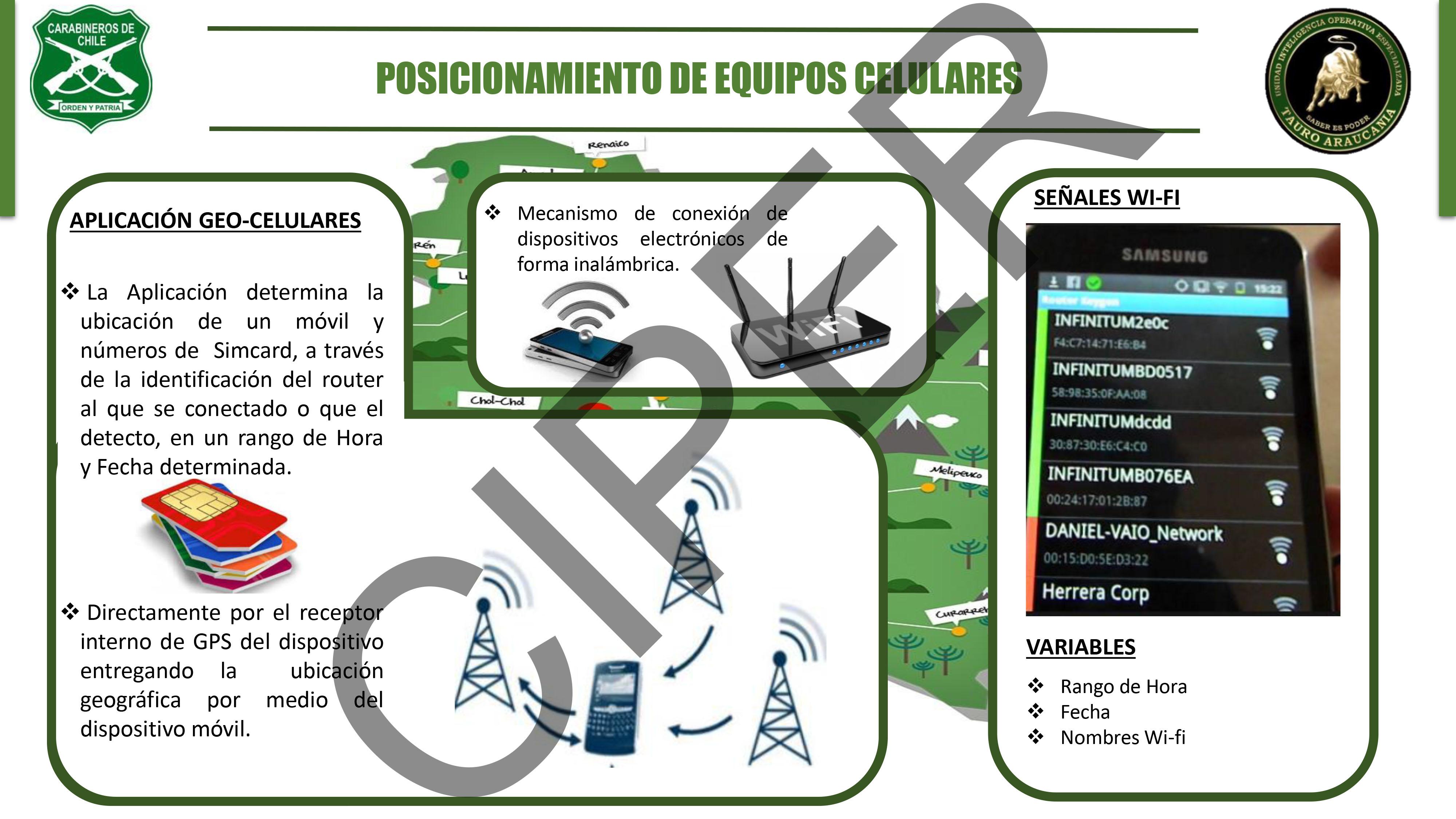 Argentina-Chile: revelan planes de inteligencia para involucrar a ...
