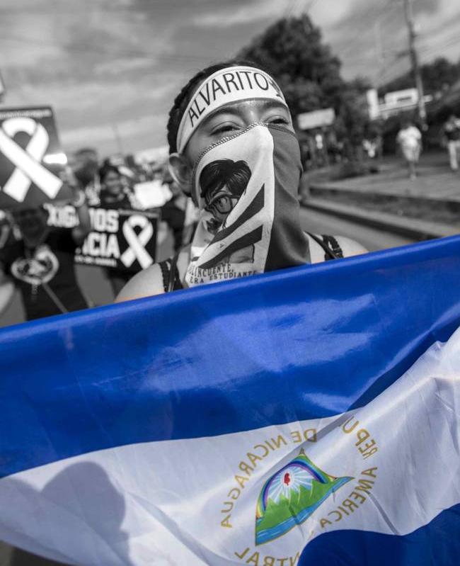 Tapa Nicaragua