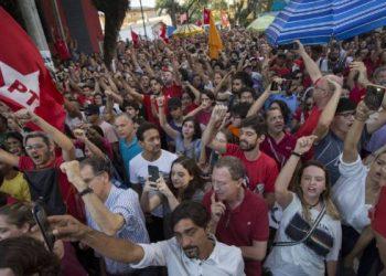 izquierda en brasil