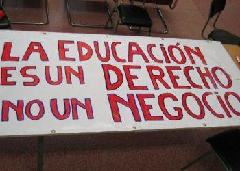 mercantilización educación