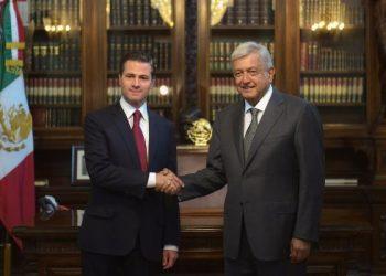 AMLO EPN Peña Nieto