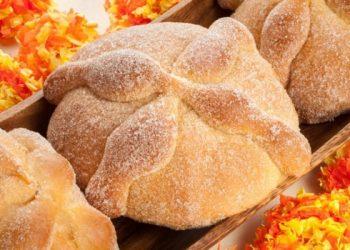 pan día de muertos