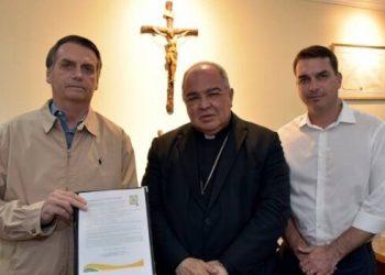 Bolsonaro Brasil iglesia
