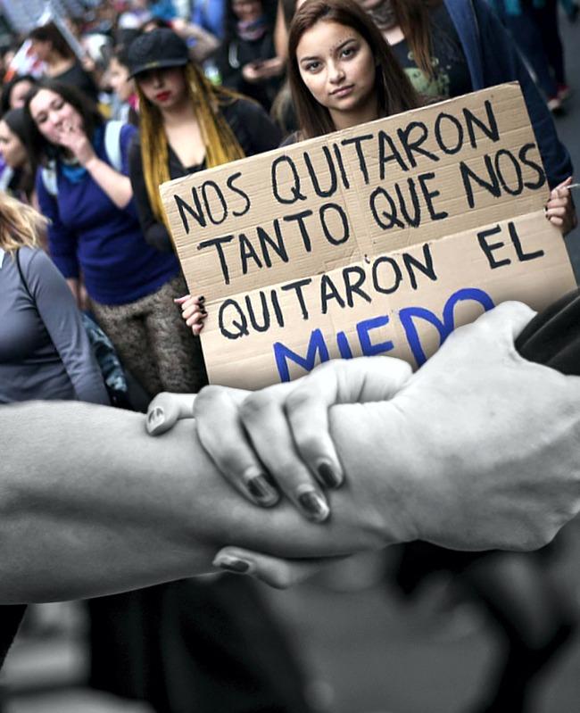 El estallido de los feminismosen América Latina
