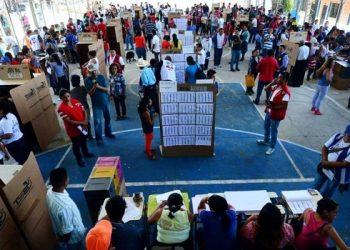 El Salvador elección