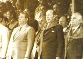 Alfredo Stroessner Paraguay dictadura